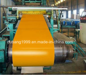 Building Materials- Corlor Coated Steel Coils pictures & photos