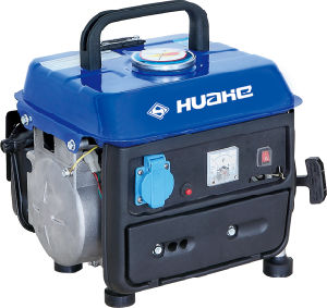 HH950-B01 Low Noise Gasoline Generator (500W-750W) pictures & photos