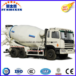 Good Quality 6m3 Small Volume Rhd Concrete Mix Truck pictures & photos