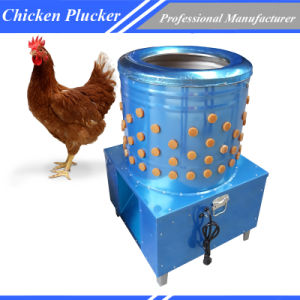 High Efficiency Poultry Chicken Feather Plucker pictures & photos