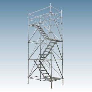 High Quality Ringlock Scaffolding/Scaffold for Building pictures & photos