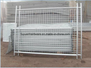 Galvanized Weled Australia Temporary Fence Portable Fencing pictures & photos