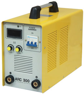 Economical Inverter MMA Welder with Digital Display Arc300 pictures & photos