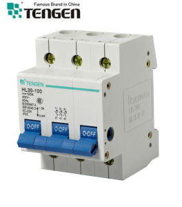 Hl30-100 3p Isolating Switch Circuit Breaker pictures & photos