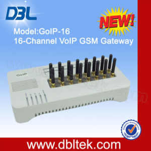 DBLGoIP16, 16 Ports GSM VoIP Gateway pictures & photos