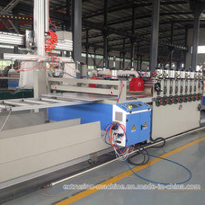 PVC Foamed Advertising Sheet Machine pictures & photos