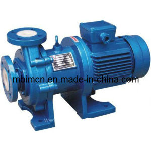 PFA Lined Magnetic Pump Manufactured From Mbim pictures & photos