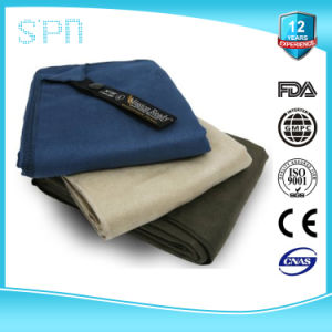 OEM Manufacturer Microfiber Sports Embroider Logo Cleaning Towel pictures & photos