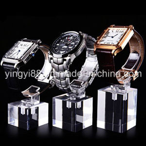 Top Selling Acrylic Watch Display with Base (YYB-8112) pictures & photos