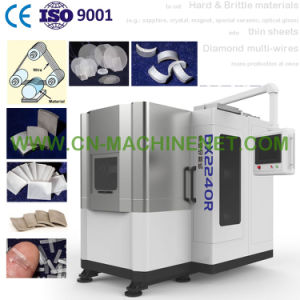 Automatic Multi Wire Saw to Cut Magnetic Materials pictures & photos