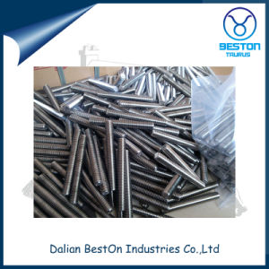 HDG Hot DIP Galvanized Threaded Rod pictures & photos