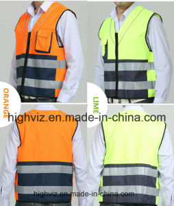 Safety Running Vest with En20471 (C2422) pictures & photos