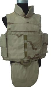 Soft Military Full Body Armor Bulletproof Vest pictures & photos