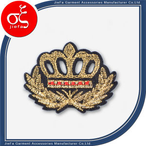 Good Sales Embroidery Textile Patches pictures & photos