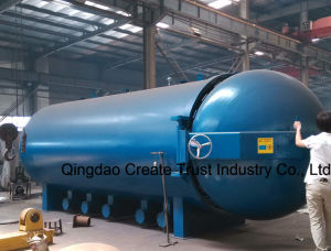 2017 Advanced Technical Rubber Autoclave (CE/ASME) pictures & photos