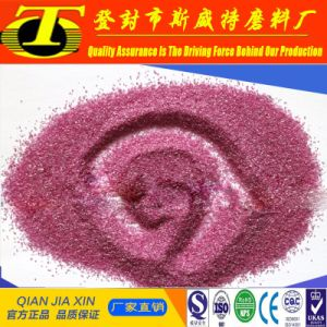 Pink Fused Alumina of Chromimu Corundum for Abrasive and Refractory Materials pictures & photos