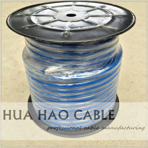 Steel Reel Packing Copper Conductor Heavy Duty Welding Cable pictures & photos