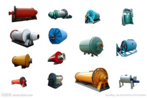 Wet Type Ball Mill for Grinding Raw Ores pictures & photos