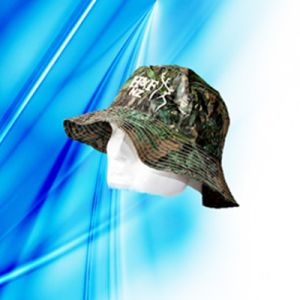 100% Polyester Man′s Sublimation Print Bucket Cap pictures & photos