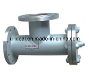Flanged Positive and Negative Strainer-Water Strainer pictures & photos
