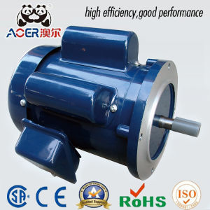 AC Single Phase Small Electric Water Motor Pump 1HP pictures & photos