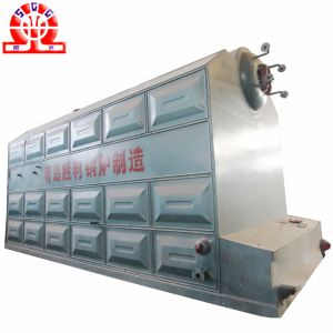 Rice Husk & Coal Dual Fuel Fired Water Tube Boiler pictures & photos