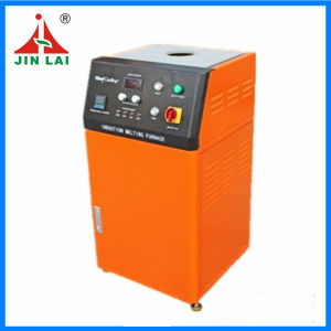 1-8kg Induction Silver Gold Melting Furnace (JL-MFG) pictures & photos