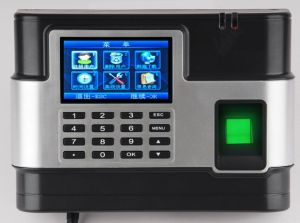 Sexurity High Quality Fingerprint Time and Attandance Controller (SXL-33) pictures & photos