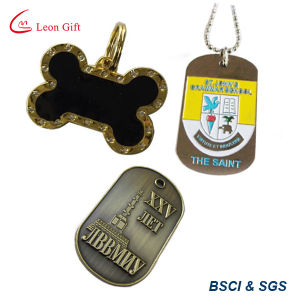 Factory Customized Logo Enamel Pet/Dog Tag Wholesale pictures & photos