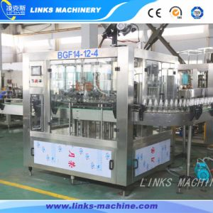High Quality Glass Bottle Liquid Filling and Capping Machine pictures & photos