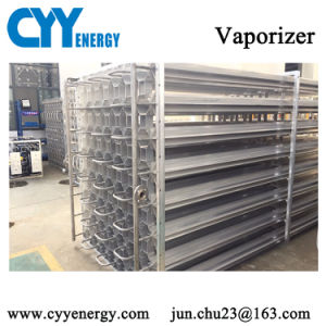 Gas Station Lox/Lar/Lin/Lco2 Air Ambient Vaporizer pictures & photos