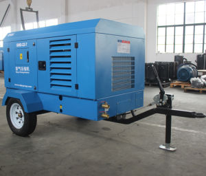 Screw Portable Electrical Air Compressor of Price pictures & photos