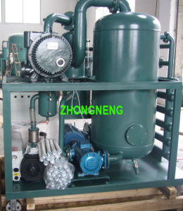 High Vacuum Transformer Oil Regeneration Purifier Machine Zyd pictures & photos