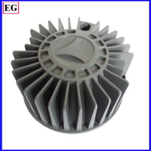 800 Ton Aluminum Die Casting 60W. 80W. 120W LED Radiator Produce pictures & photos