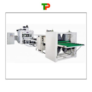 Short Cycle Veneer Laminating Hot Press Machine pictures & photos