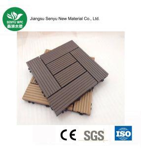 Senyu Wholesale WPC DIY Decking pictures & photos