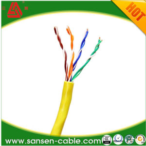 Cheap Price Great Quality Cat5e Cooper LAN Cable pictures & photos