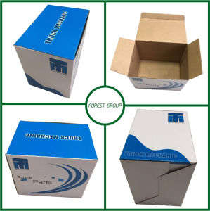 Decorative Cardboard Storage Boxes Fp600070 pictures & photos