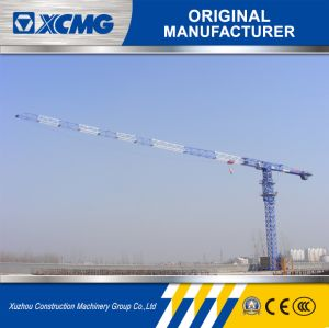 XCMG Official Manufacturer Qtz125c (6015L-10) 12ton High-Top Tower Cranes pictures & photos
