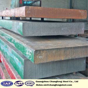Alloy Steel Plate With High Quality SAE52100/GCr15/SUJ12 pictures & photos