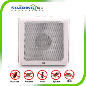 Pest Control System-Mini Electronic Pest Repeller Zt09049 pictures & photos