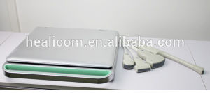 Portable Laptop Veterinary Ultrasound Euipment Vet Echo Ultrasound Machine for Animals (HV-9) pictures & photos