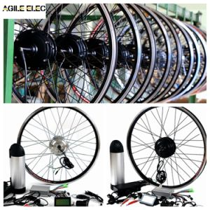 Agile 36VV 350W Gearless Hub Motor Kit for Any Bicycle pictures & photos