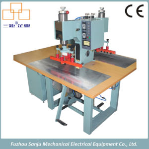 High Frequency Heat Embossing Machine for Towel′s Decorating/Logo pictures & photos