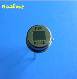 Big Window Dual Elements Pyroelectric Infrared Radial Sensors (D203S) pictures & photos