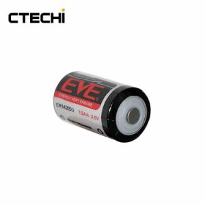 Top Quality Er14250h 3.6V Lithium Battery 1/2AA Er14250