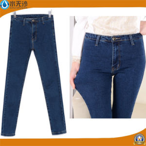 2017 New Women Skinny Jeans Fashion Cotton Ladies Jeans pictures & photos