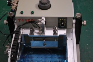 SMT Semi-Automatic Screen Printer / SMT Stencil Pritner T1100 pictures & photos