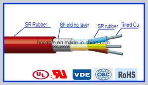 Multi-Core Flexible Heat Resistant Electric Cable pictures & photos