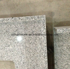Chinese Granite Marble Quartz Stone Kitchen Countertop (G603 or Padang white) pictures & photos